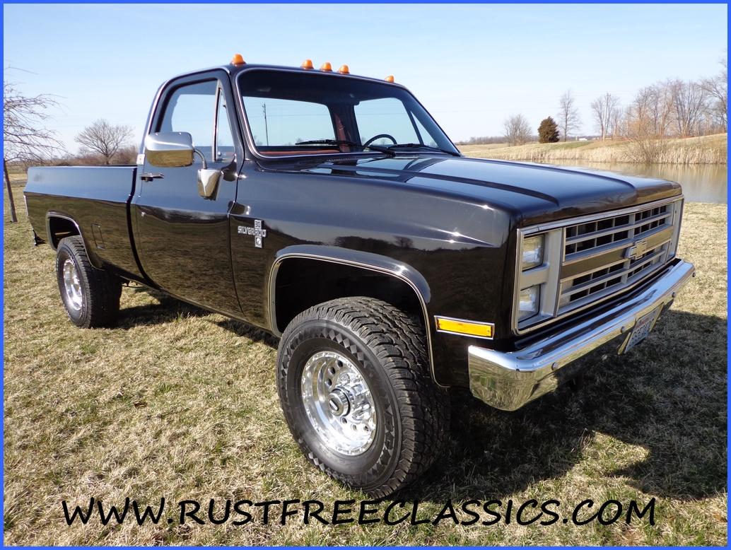 86 1 Ton Chevy 4x4 For Sale | Autos Post